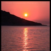 Greece sunset :: Dmitry Chernousenko