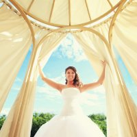 sunny bride :: liza skachko
