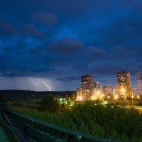 ночной город :: Андрей Ракита