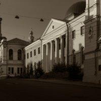 Свято-Антониевский храм (Университетская церковь) :: Игорь Найда