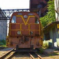 Поезд :: IVAN VERTIY