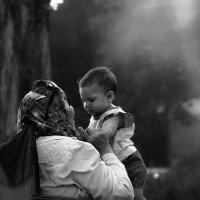 Дети - это всегда лучик солнца в жизни родителей :: Валерий Волков