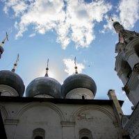 купола в небе :: Ксения Калачева