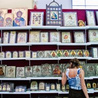 Магазин икон В Греции :: saratin sergey