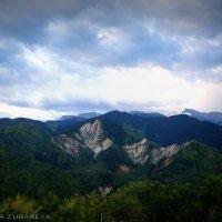 Горы, Алматинская область :: Анастасия Зубарева