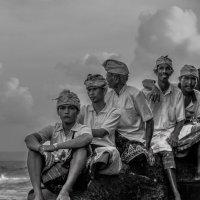 Балийские мужчины :: Svetlana Kas