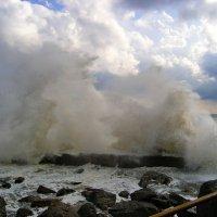море в дни шторма :: valeriy g_g