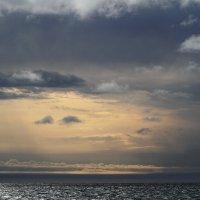 небесный вид над морем :: valeriy g_g