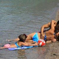 Песочный скраб! :: Galina Kazakova