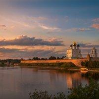 Вечерний звон... :: Роман Дмитриев
