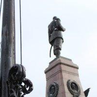 Памятник Александру 3 :: Маргарита Бахтина