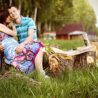Love Story :: Alena Ткаченко