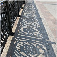 Тени на Патриаршем мосту :: Валерий Оболенский