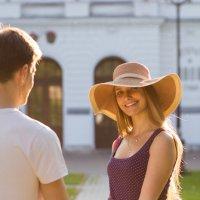 Прекрасная пара :: Кирилл Захаров