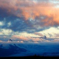 Среди облаков (Исландское небо) :: Олег Неугодников