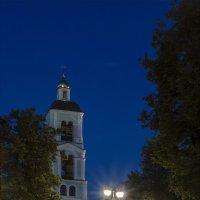Храм иконы Божией Матери «Живоносный Источник» в Царицыне :: Андрей Шаронов