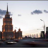 Москва 2 :: Борис Гольдберг