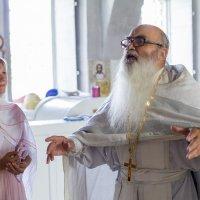 Служба в церкви :: Александр Липатов