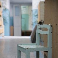 Детский стульчик :: Натали Деметер