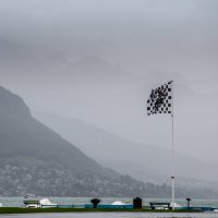Туман и дождь в Анси :: Наталия