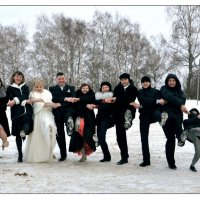 Танцуют все! :: Александр Силинский