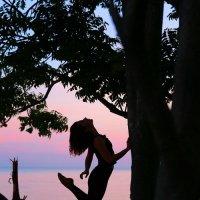Танец над водой :: Анатолий Шулков