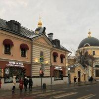 Улица Большая Ордынка :: Константин Поляков