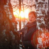 Закаты пропитаны грустью.... :: Екатерина Гриб