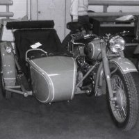 Мотоцикл с коляской :: Дмитрий Никитин