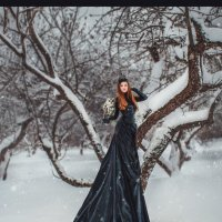 """Lady of Winter"" :: Елена Бедакова"