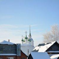 Церковь Георгия Победоносца, г. Касимов :: Евгения Петрунина