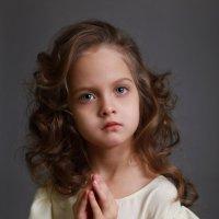Детский портрет :: Римма Алеева