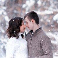 Влюбленная пара :: Анастасия Грек