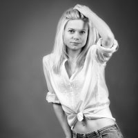 Just Portrait :: Andrey Smuglin