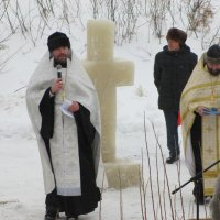 В день Крещения. :: Сергей Кирилловский