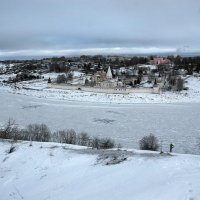 Зимний пейзаж :: mihail