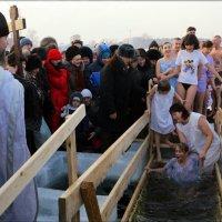 Крещенские купания :: Андрей Пашис