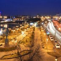 Сквер Гейдара Алиева :: Алена Рыжова