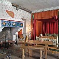 Скромная  спальня монарха ! :: Виталий Селиванов