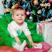 Очаровательная малышка :: Кристина Беляева