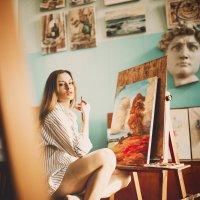 Однажды утром... :: Sergey Gaponenko
