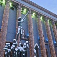 филармония в Стокгольме :: Елена