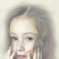 глаза дочери :: Юлия Раянова