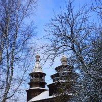 Никольская церковь :: Ольга Чистякова