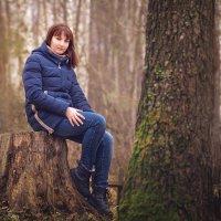 В глуши лесной :: Вера Сафонова