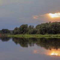Вечер на Дону :: Юрий Клишин