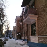 Посёлок Калинина, 42 город Люберцы. :: Ольга Кривых
