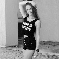 ч/б :: Татьяна