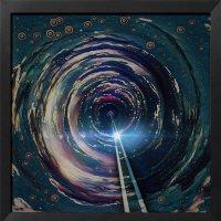 Небесный тунель по которому ДУША умершего покинает наш МИР :: Владимир Бровко