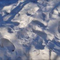 Снежное одеяло :: Нина Корешкова